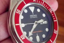 CUSTOM SKX / Watches / Seiko skx007 skx009 7s26 and other watches modded