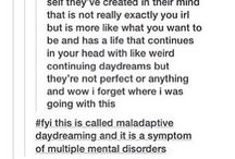 mental heath and thoughts