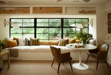 l i g h t / Letting light in (windows) and adding good light (lighting ideas)