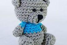 (Mostly Free) Crochet Patterns
