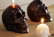 Skulls / Skull Decorations - Adornments - DIY