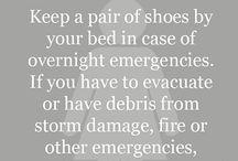 CERT : Preparedness Tips