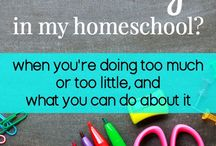 Homeschooling Encouragement & Tips / Encouragement, tips, and resources for a happy and productive homeschool.