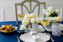 Table-scapes / by Celina Jones