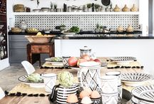 Black house kitchen ideas