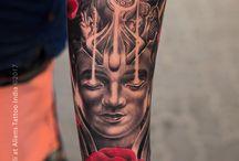 Татуировки с шивой