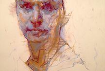 malby kresby