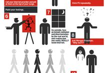 Internet Infographics