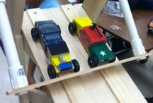 Pinewood Derby Project