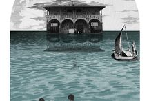 Architecture/ collage