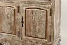 madera blanqueada