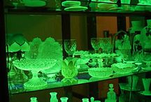 Depression Glass-Green