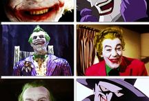 Heroes and Villains.