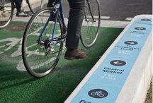 Bike lane ideas