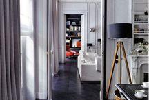 Timeless interiors / Classic contemporary