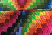 My Quilts / A collection of images from quilts I have created by hand.