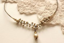Wedding Jewelry / Wedding Jewelry, Bridal Jewelry, Pearls, Jewelry