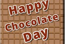 Chocolate Day Photo Frames