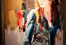 Artist Joseph Kote