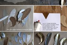 Paper leather