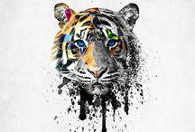 Tattoo - Tiger