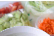 Prep for salad