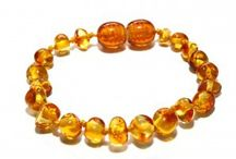 Children's Amber Bracelets / Baltic Amber Children's Bracelets available from Ambience Amber