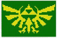 patchwork/Bügelperlen
