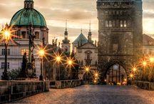 Reizen: Praag