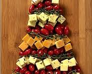 Christmas party / Food and decoration ideas for an upcoming Christmas party