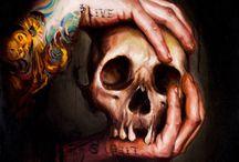skulls / by beth