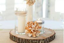 Wedding ideas  / by Yvonne Ma