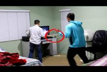 Pranks Gone Wrong / Watch and share funny Pranks that didn't go well as planned.