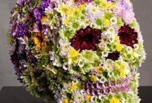 Spooky - Flowers for Halloween / Gruselige Blumen-Inspirationen rund um Halloween
