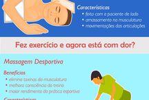 massagens relaxantes
