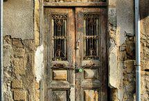 Doors / Old and interesting doors