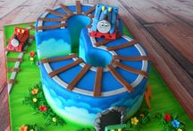 Thomas cake ideas