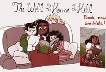 Webcomics / by Jen Cywinski