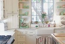 Dom - kuchnia i jadalnia