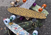 Skateboards / by Pola
