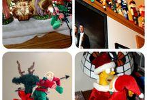 Elf on the Shelf / by Debbie Becerra