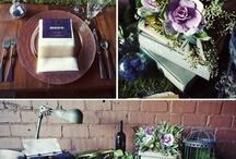 diy wedding dream / by Tammera Ervin