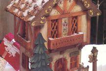 Dollhouses, Domečky pro panenky