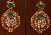 Fashion Earrings by Anvi Collections / Fashion and designer Earrings from Anvi Collections (www.anvicollections.com)