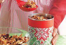 snack recipes / by Brenda LaMonte