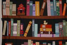 Book shelfQuilt