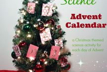 Christmas Science / Christmas and winter themed science experiments and activities