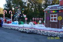 Christmas Float Ideas / by Robin Hoskins