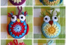 Crochet animals and toys / Crochet animals and toy patterns or inspiration points.