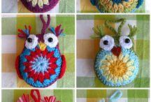 Crochet toys / Toys